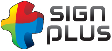 sign plus logo